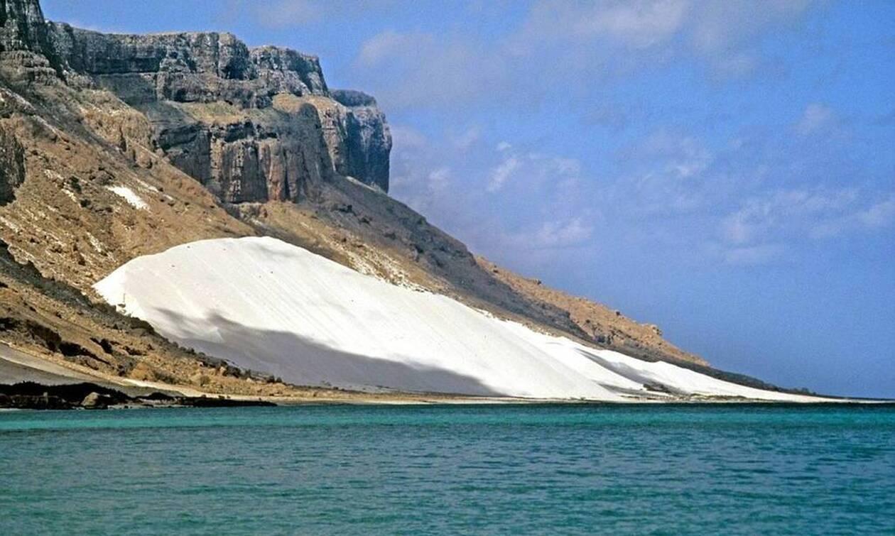 Σοκότρα: Το απόκοσμο νησί με το «Αίμα του Δράκου»
