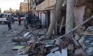 Российские войска в Сирии атаковали беспилотники