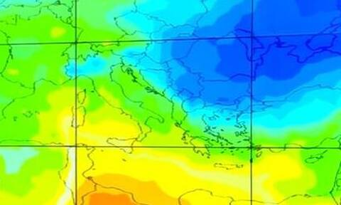 Καιρός: Ερχεται κρύο και φέρνει... χιόνια, ακόμα και σε πόλεις της βόρειας Ελλάδας (video)
