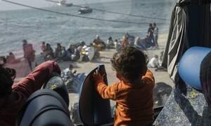 Жители Лесбоса выступили против планов властей построить на острове закрытый центр для беженцев