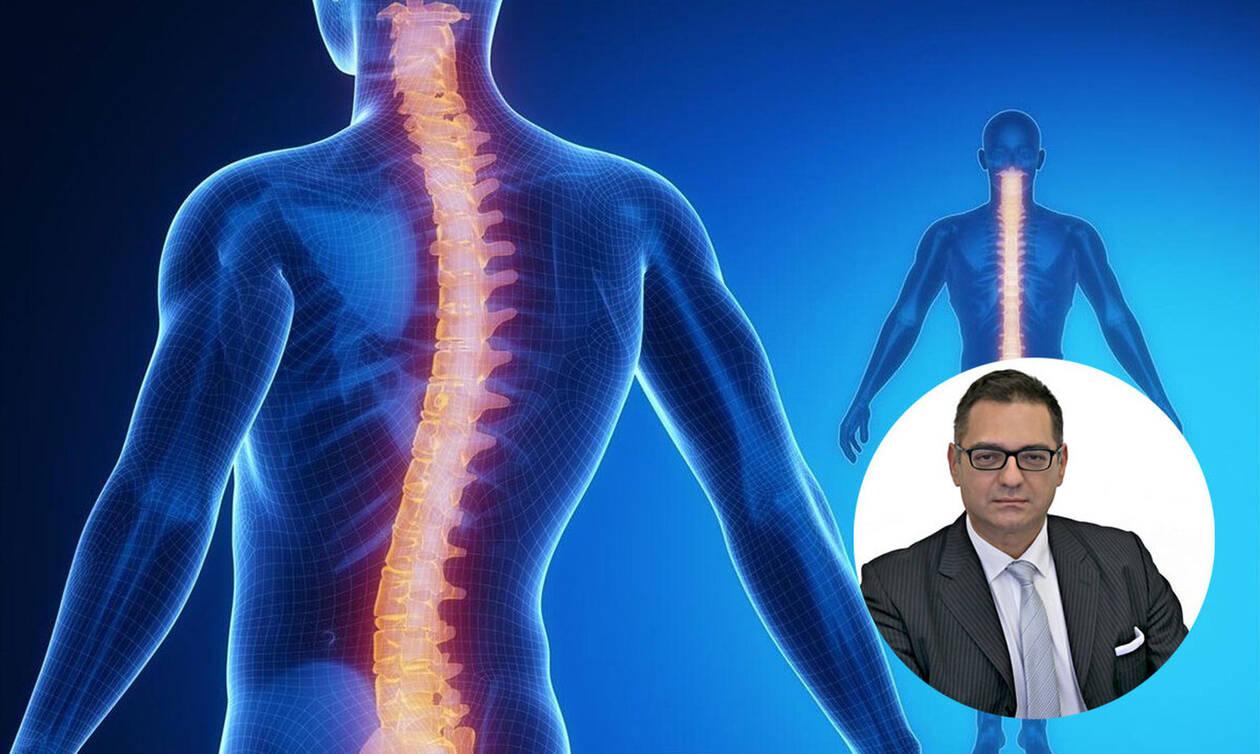 Ενδοσκοπική Δισκεκτομή: Ο Νευροχειρουργός Αντώνης Ανδρουλής μας ενημερώνει