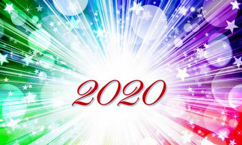 Τα άστρα μίλησαν: Αυτά τα ζώδια θα λάμψουν το 2020!