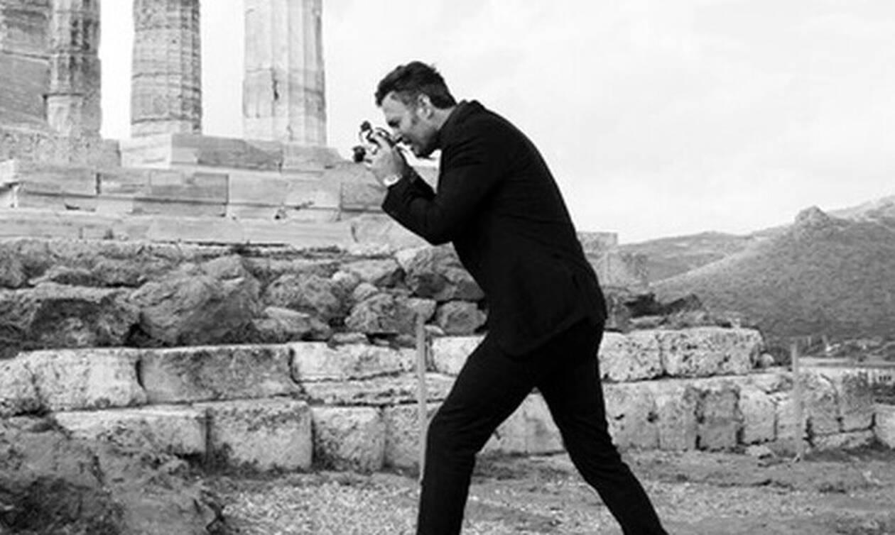 Ο Έλληνας που ξεκίνησε ως μοντέλο αλλά έκανε διεθνή καριέρα ως φωτογράφος