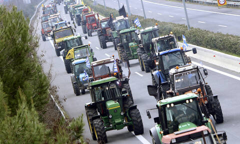 Farmers to block roads at Platykambos and Farsala junctions on Dec 4