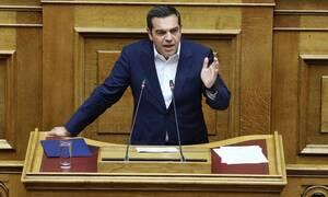 Τσίπρας: Επέκταση κυρώσεων στην Τουρκία για την παραβατική δραστηριότητα νότια της Κρήτης