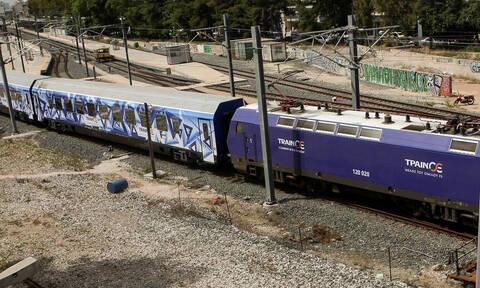 ΤΡΑΙΝΟΣΕ: Έκτακτες τροποποιήσεις για τα δρομολόγια των τρένων