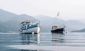 «Πάγωσε» ο ψαράς όταν σήκωσε το καλάμι του - Δείτε το απόκοσμο πλάσμα που έβγαλε