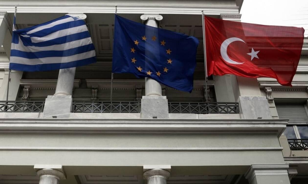 «Νίπτει τας χείρας της» η... παραπαίουσα Ευρώπη: Προκλητική αδιαφορία για τις κινήσεις των Τούρκων