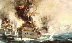 Σαν σήμερα το 1912 διεξάγεται η ναυμαχία της Έλλης (Vid)