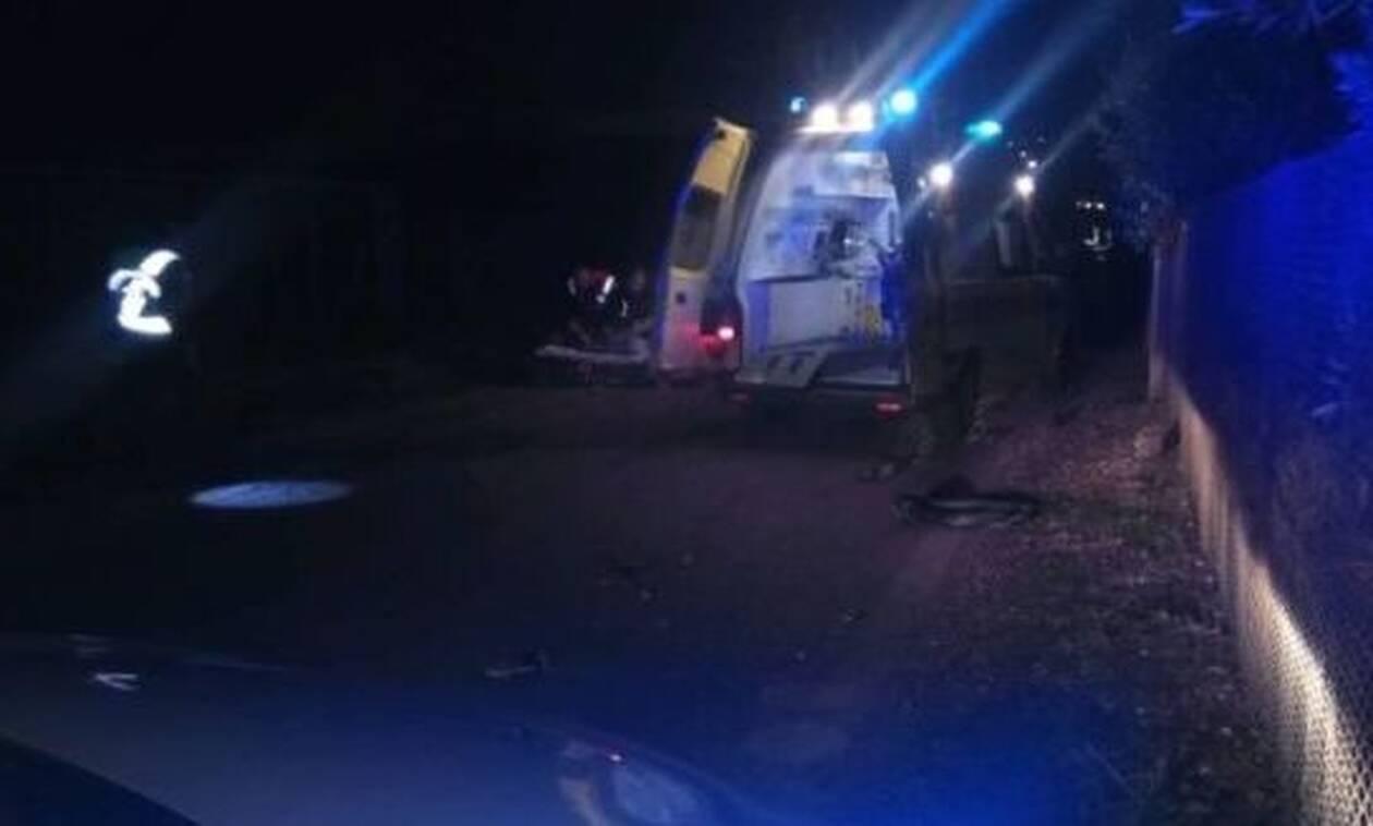 Αγρίνιο: Τροχαίο με ένα νεκρό και ένα τραυματία
