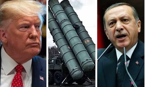 Οργή στις ΗΠΑ για τον Ερντογάν: Ασφυκτικές πιέσεις στον Τραμπ να χτυπήσει την Τουρκία