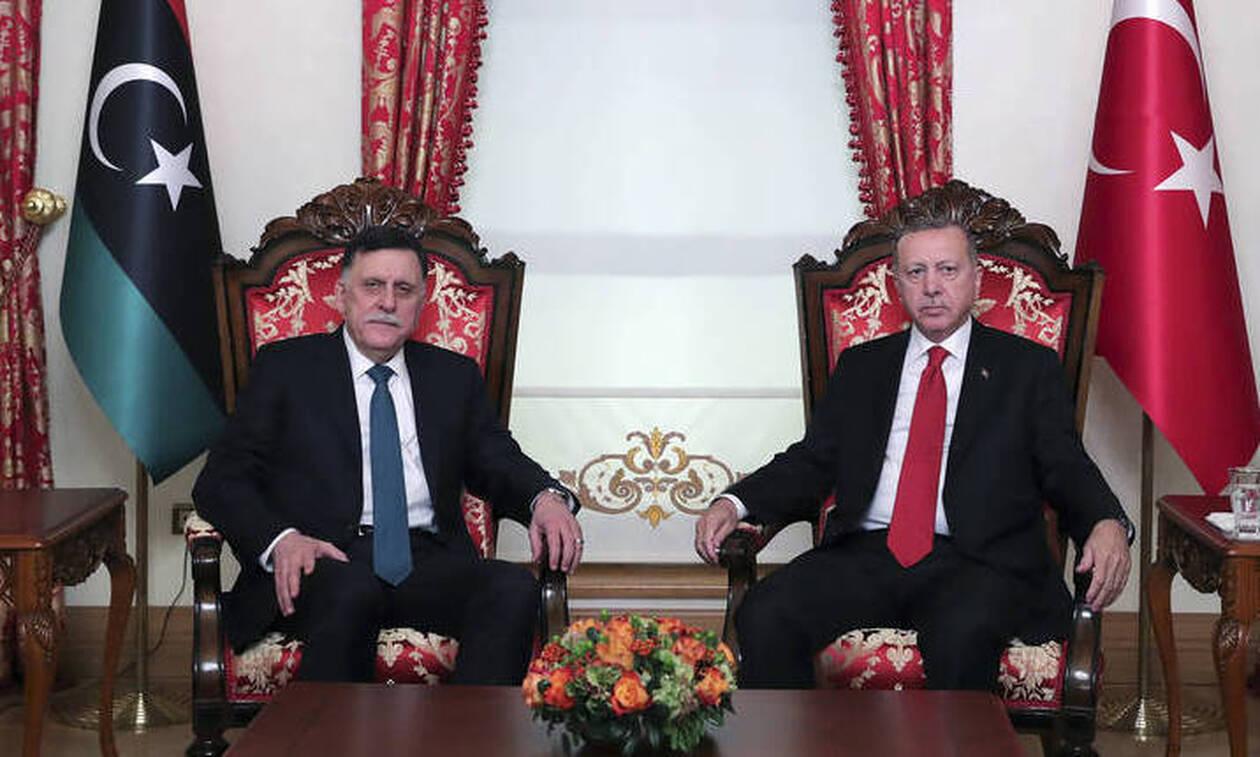 Δραματικές εξελίξεις στη Λιβύη: Προς... αποκαθήλωση η συμφωνία Σάρατζ-Ερντογάν - «Είναι παράνομη»