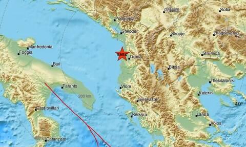 Σεισμός στην Αλβανία: Ισχυρή μετασεισμική δόνηση 4,4 Ρίχτερ κοντά στο Δυρράχιο (pics)