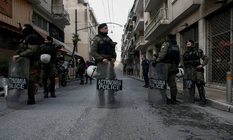 Επέτειος Γρηγορόπουλου: «Φρούριο» η Αθήνα με 4.000 αστυνομικούς στους δρόμους – Οι φόβοι της ΕΛ.ΑΣ.