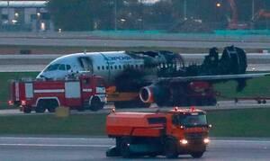 СК завершил расследование дела в отношении пилота сгоревшего в Шереметьево SSJ-100