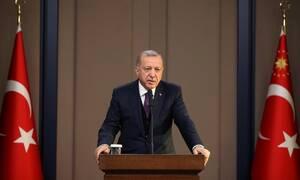 Αμετανόητος ο Ερντογάν: Δεν συζητάμε με άλλες χώρες για τα κυριαρχικά μας δικαιώματα