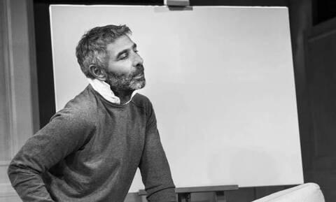 Λιποθύμησε επί σκηνής ο Θοδωρής Αθερίδης - Μεταφέρθηκε στο νοσοκομείο
