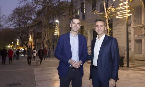 Παπαστράτος: Συμμετέχει στην πρωτοβουλία του Δήμου Αθηναίων για τα πιο φωτεινά Χριστούγεννα