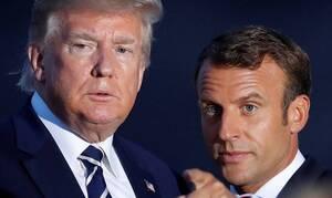 Χαμός μεταξύ Μακρόν και Τραμπ: «Θες τζιχαντιστές;» -«Να είμαστε σοβαροί!»