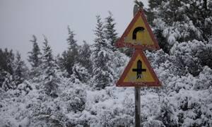 Καιρός: Προσοχή τις επόμενες ώρες! Χιόνια και παγετός - Ποιες περιοχές θα ντυθούν στα λευκά (χάρτες)