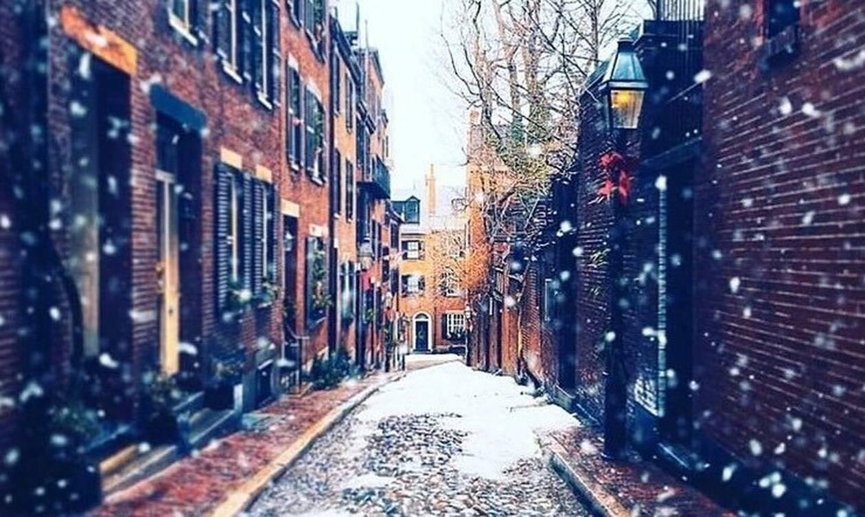 Ο δρόμος με τις περισσότερες φωτογραφίες στο Instagram (pics)