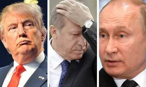 Ποιος θα σταματήσει τον Ερντογάν; Γιατί ΗΠΑ, Ρωσία, ΕΕ και ΝΑΤΟ χαϊδεύουν τον «σουλτάνο»