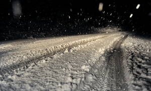 Κακοκαιρία: Πυκνή χιονόπτωση ΤΩΡΑ στη Φλώρινα (pics+vid)