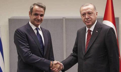 «Ραντεβού» Μητσοτάκη-Ερντογάν στο Λονδίνο: Η ατζέντα του Έλληνα πρωθυπουργού
