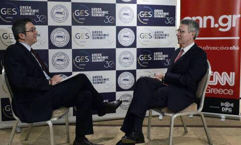 Τζέφρι Πάιατ στο CNN Greece: Προκλητική η συμφωνία Τουρκίας – Λιβύης