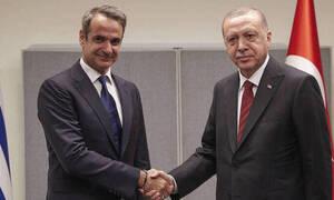 Сегодня в Лондоне состоится встреча Кириакоса Мицотакиса и Реджепа Тайипа Эрдогана