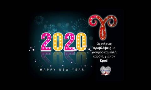 Κριέ, στοιχηματίζουμε ότι ΤΕΤΟΙΑ πρόβλεψη για το 2020 δεν έχεις ξαναδιαβάσει!