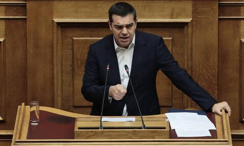 Βουλή: Δείτε LIVE την ομιλία Τσίπρα στην Κ.Ο. – Σε πρώτο πλάνο εθνικά, φορολογικό και ψήφος αποδήμων