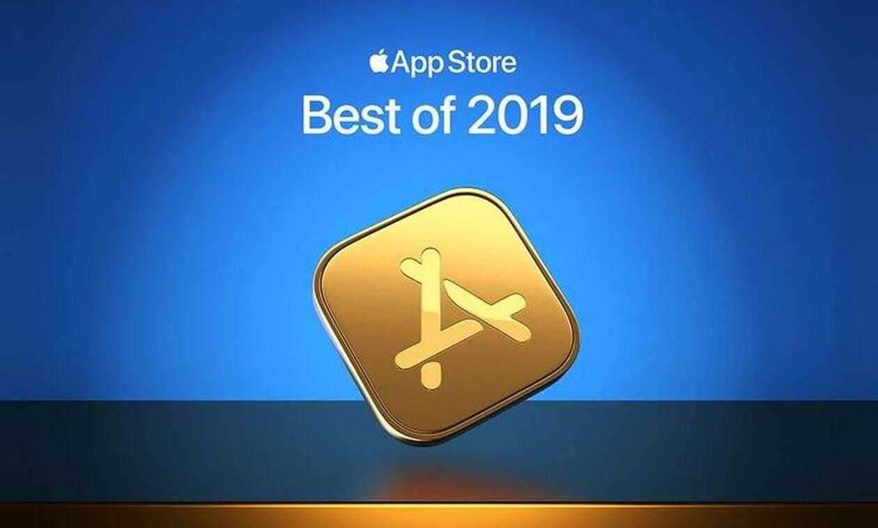 Αυτές είναι οι κορυφαίες εφαρμογές του App Store της Apple για το 2019 (photos)