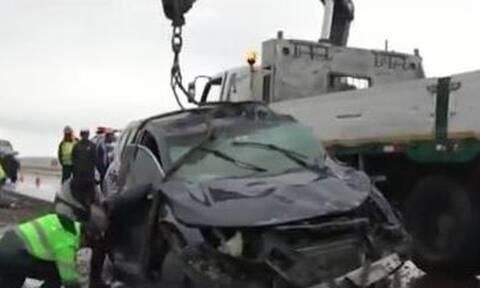 Θρήνος: Νεκρός σε σοκαριστικό τροχαίο 34χρονος ποδοσφαιριστής (pics)