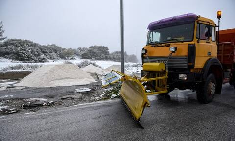 Χιόνια: Πού χρειάζονται αντιολισθητικές αλυσίδες