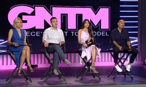 GNTM: Δεν τα κατάφερε στο reality και της έγινε πρόταση να γίνει τραγουδίστρια (video)