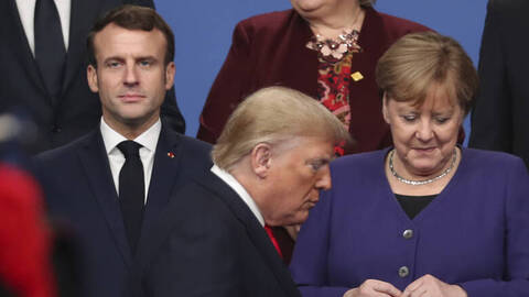 Φεύγει από τη Σύνοδο του ΝΑΤΟ ο Τραμπ: Ακύρωσε τη συνέντευξη Τύπου