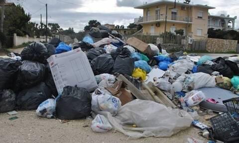 Ζάκυνθος: Ξεκίνησε η αποκομιδή των απορριμάτων