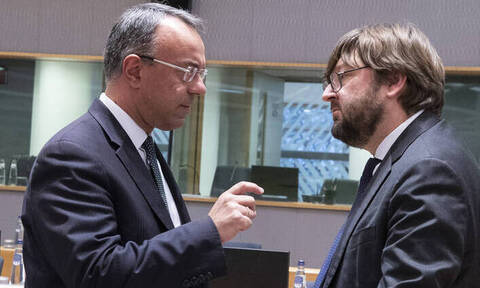 Ικανοποίηση Σταϊκούρα για το αποτέλεσμα του Eurogroup: Αναγνωρίστηκε η καλή πορεία της οικονομίας