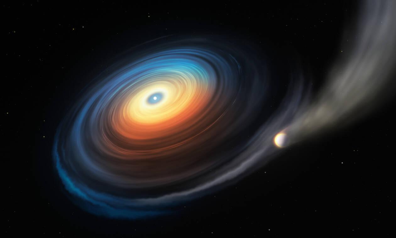 Συγκλονιστική ανακάλυψη από αστρονόμους: Αυτή θα είναι η τύχη της Γης και του Ήλιου