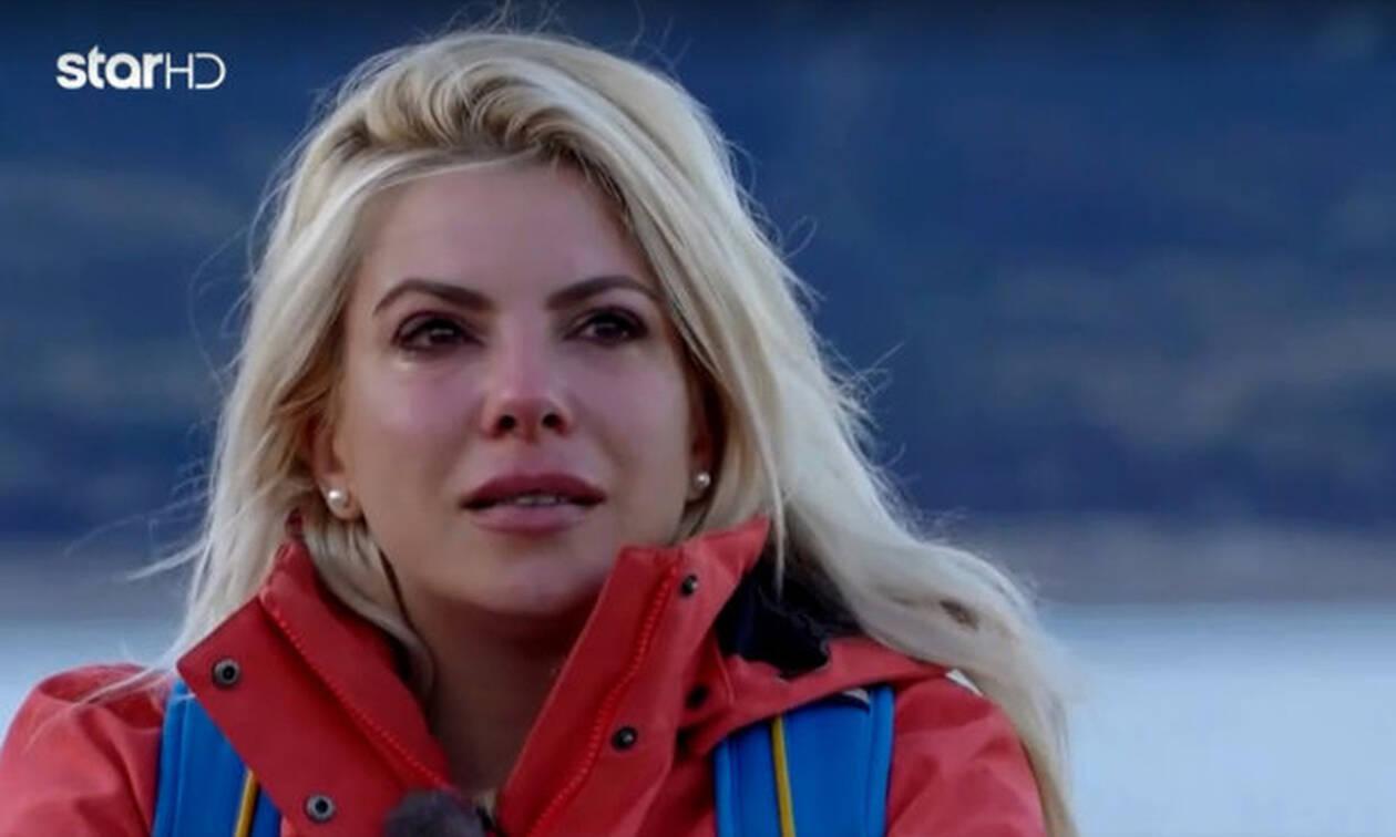 Globetrotters: Τα δάκρυα της Αντελίνας οn camera – Τι συνέβη; (Pics-Vid)