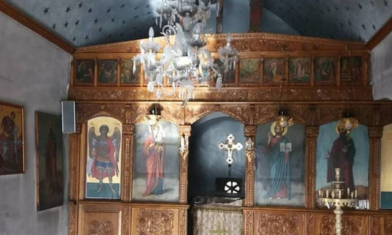 Χαμός στην Κρήτη! Βρήκαν θησαυρό μέσα σε εκκλησία - Δεν πίστευαν στα μάτια τους (pic)