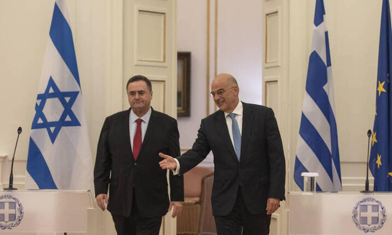 Απόλυτη στήριξη Ισραήλ σε Ελλάδα για τις τουρκικές προκλήσεις