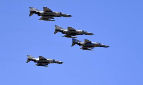 Στην Βουλή το νομοσχέδιο για την αναβάθμιση των F-16