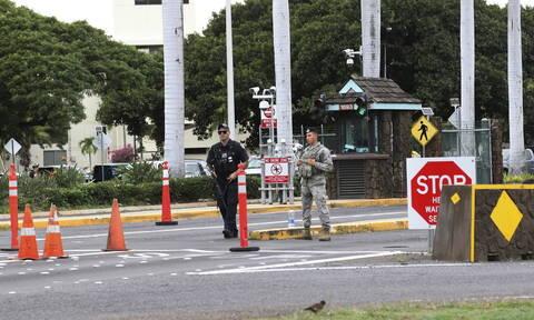 ΗΠΑ: Πυροβολισμοί στο Περλ Χάρμπορ με τρεις τραυματίες- Αυτοκτόνησε ο δράστης της επίθεσης