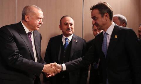 Συνάντηση Μητσοτάκη – Ερντογάν: Αγεφύρωτο χάσμα – Οι τρεις διαφωνίες και το παρασκήνιο