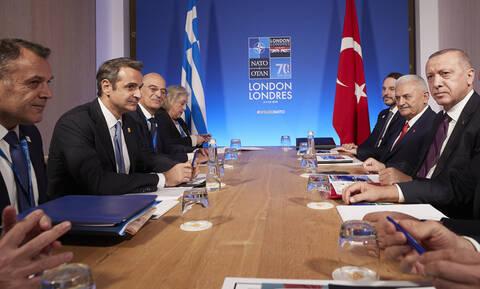 Αποκαλύψεις Παναγιωτόπουλου για το τετ-α-τετ με Ερντογάν: Ετοιμαζόμαστε για όλα τα ενδεχόμενα