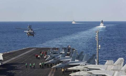 ΗΠΑ: Κατασχέθηκε πλοίο - φάντασμα με ιρανικούς πυραύλους