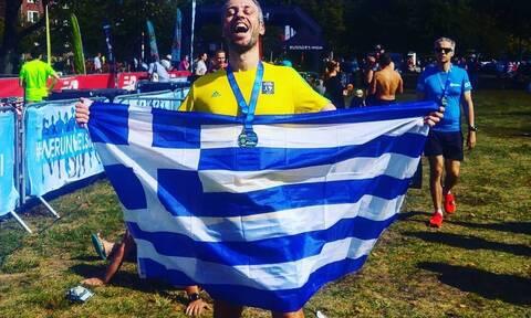 Ο Έλληνας δρομέας που θα τρέξει τον 12ο Μαραθώνιο μέσα σε ένα χρόνο για να στηρίξει το Make-A-Wish