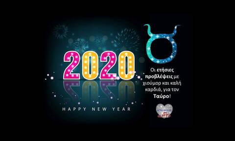 Ταύρε, στοιχηματίζουμε ότι ΤΕΤΟΙΑ πρόβλεψη για το 2020 δεν έχεις ξαναδιαβάσει!